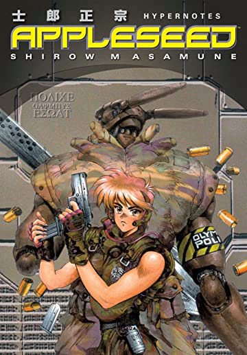 Appleseed: Hypernotes