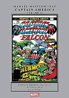 Captain America Masterworks Tome 11