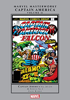 Captain America Masterworks Vol. 11