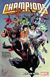 Champions by Jim Zub Tome 1: Beat The Devil