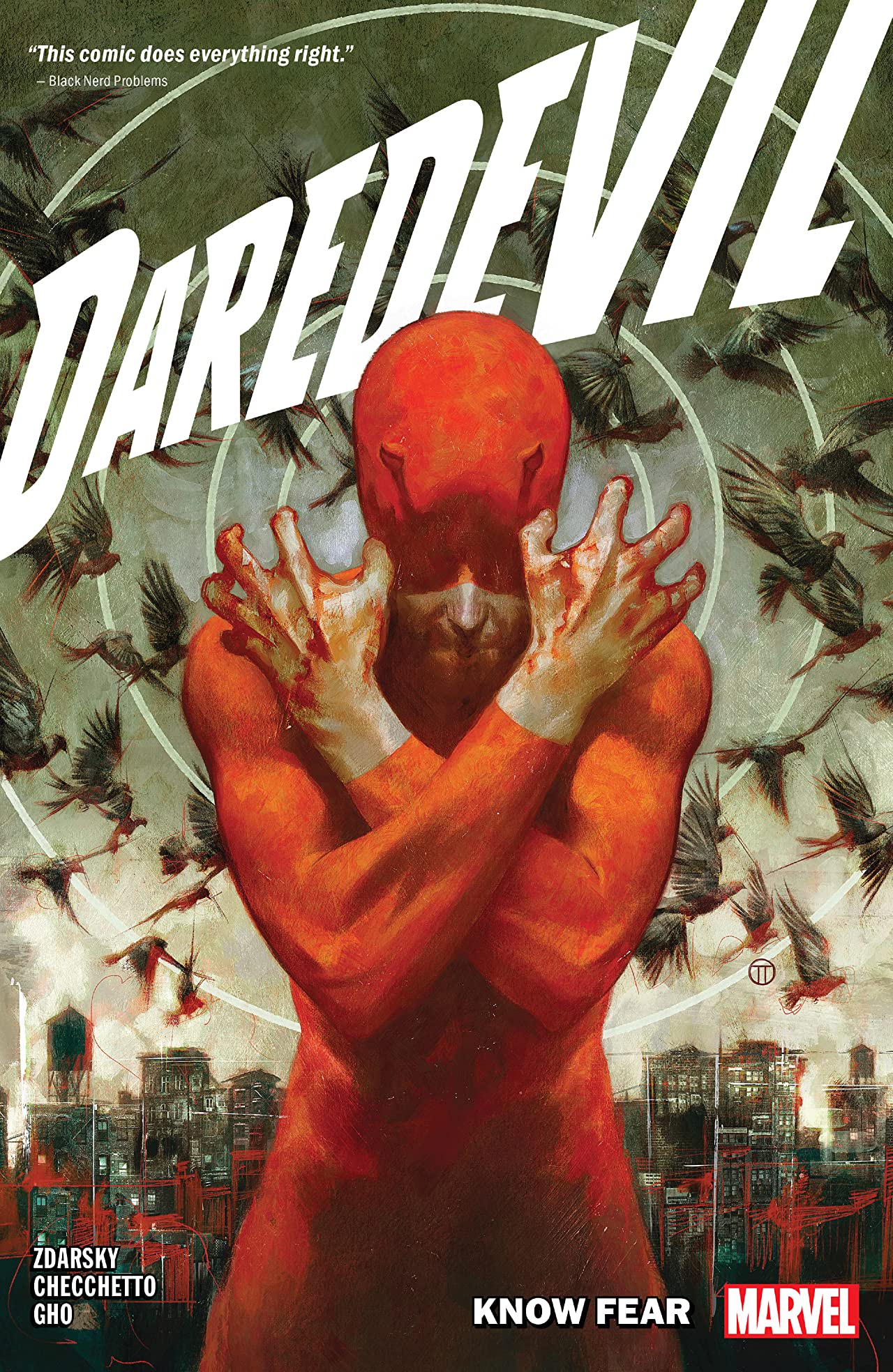 Daredevil by Chip Zdarsky Vol. 1: To Know Fear