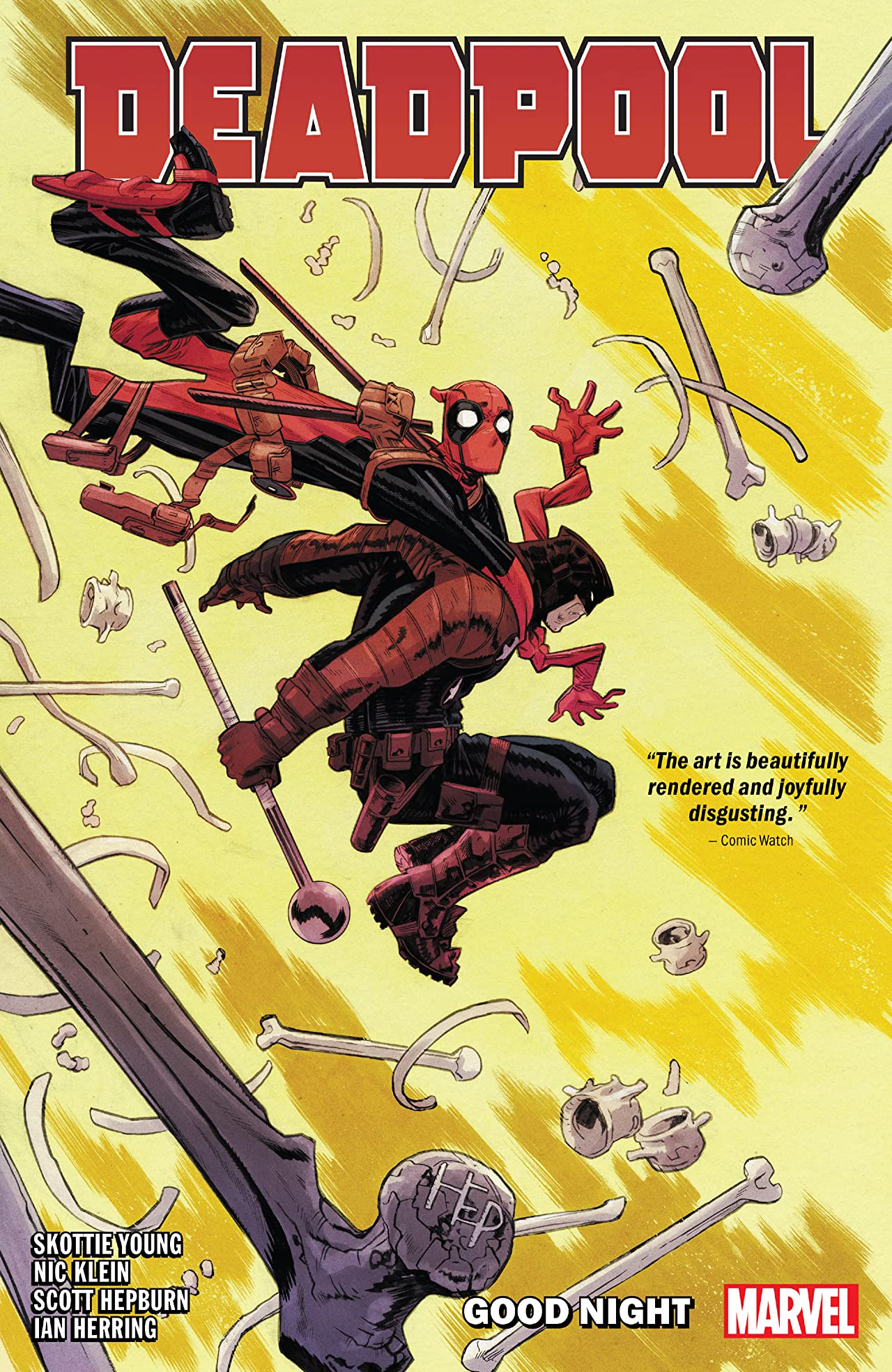 Deadpool by Skottie Young Tome 2
