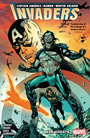 Invaders Tome 1: War Ghosts