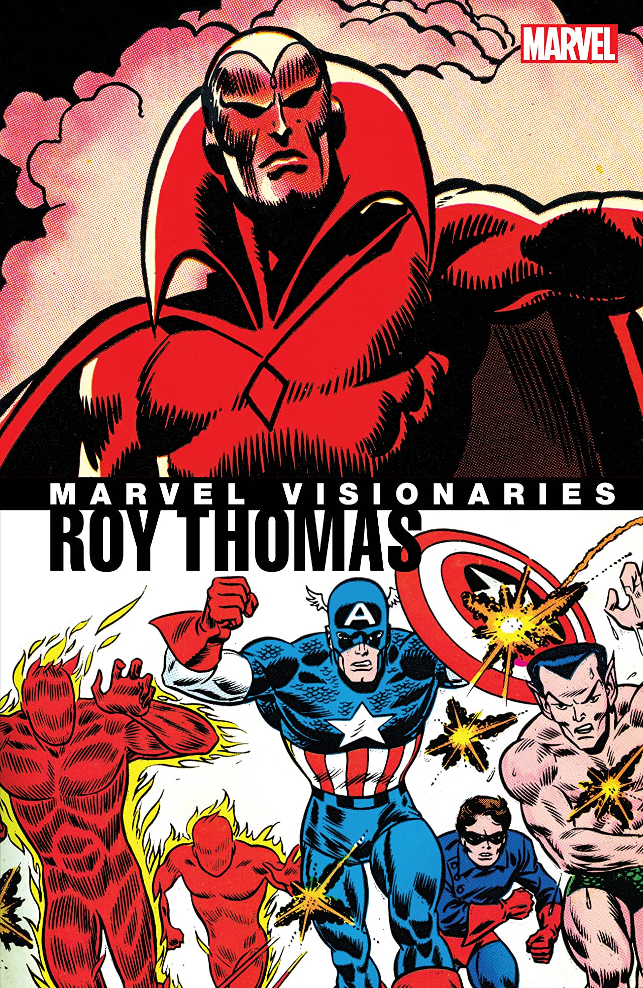 Marvel Visionaries: Roy Thomas