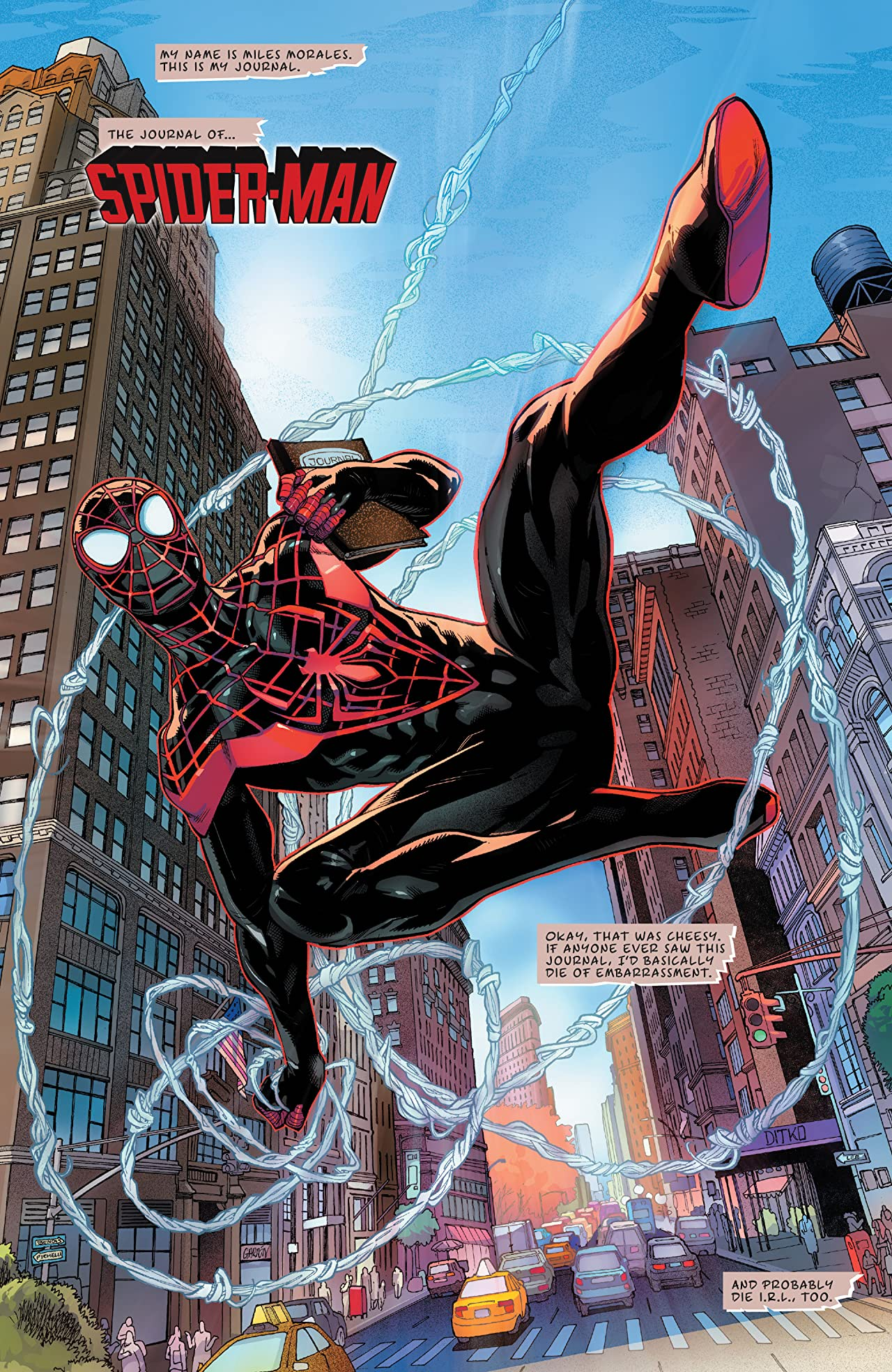 Miles Morales Tome 1: Straight Out Of Brooklyn