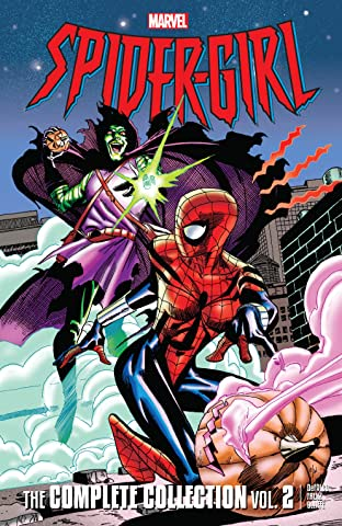 Spider-Girl: The Complete Collection Tome 2