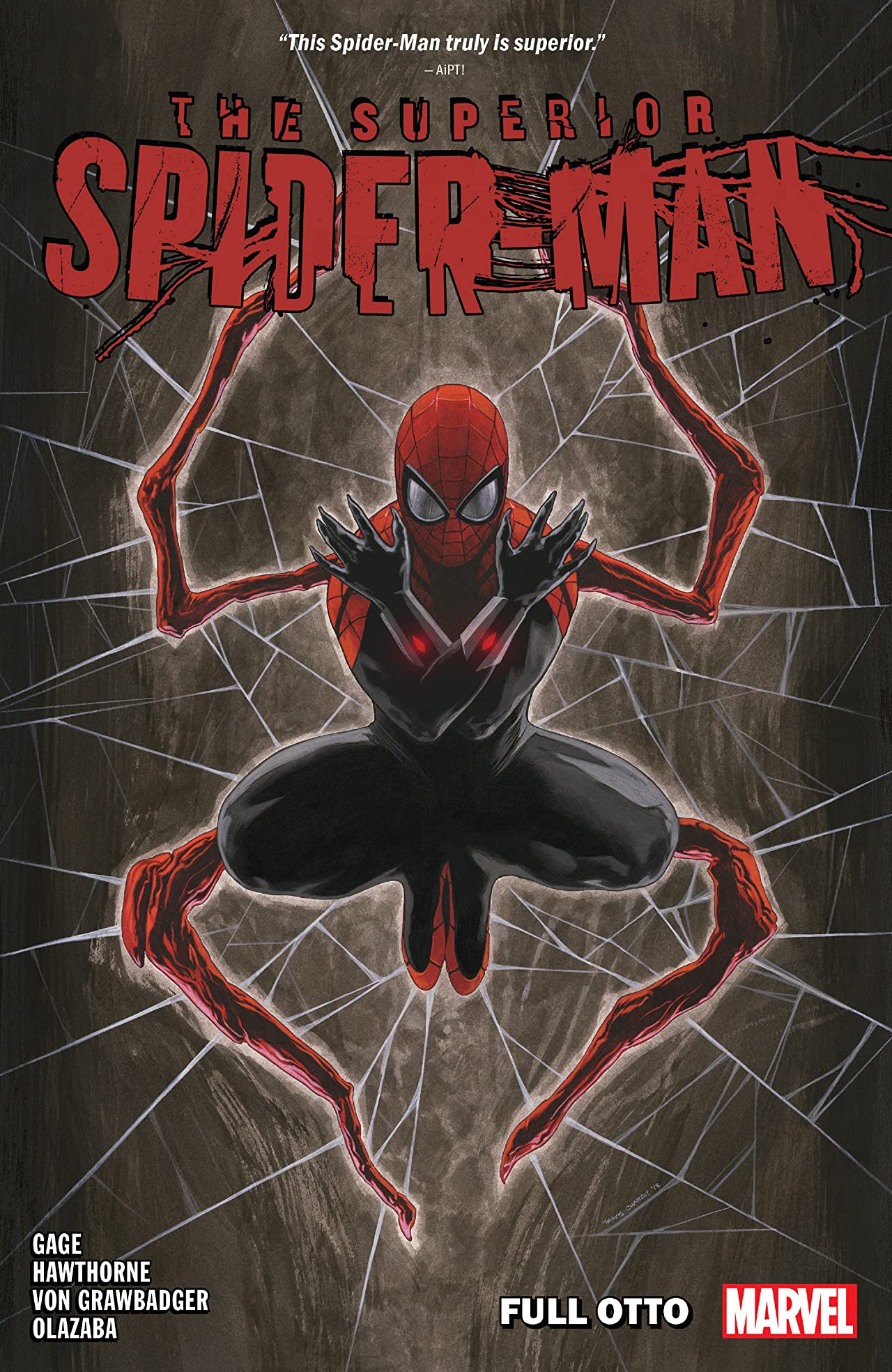 Superior Spider-Man Tome 1: Full Otto