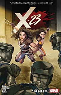 X-23 Vol. 2: X-Assassin