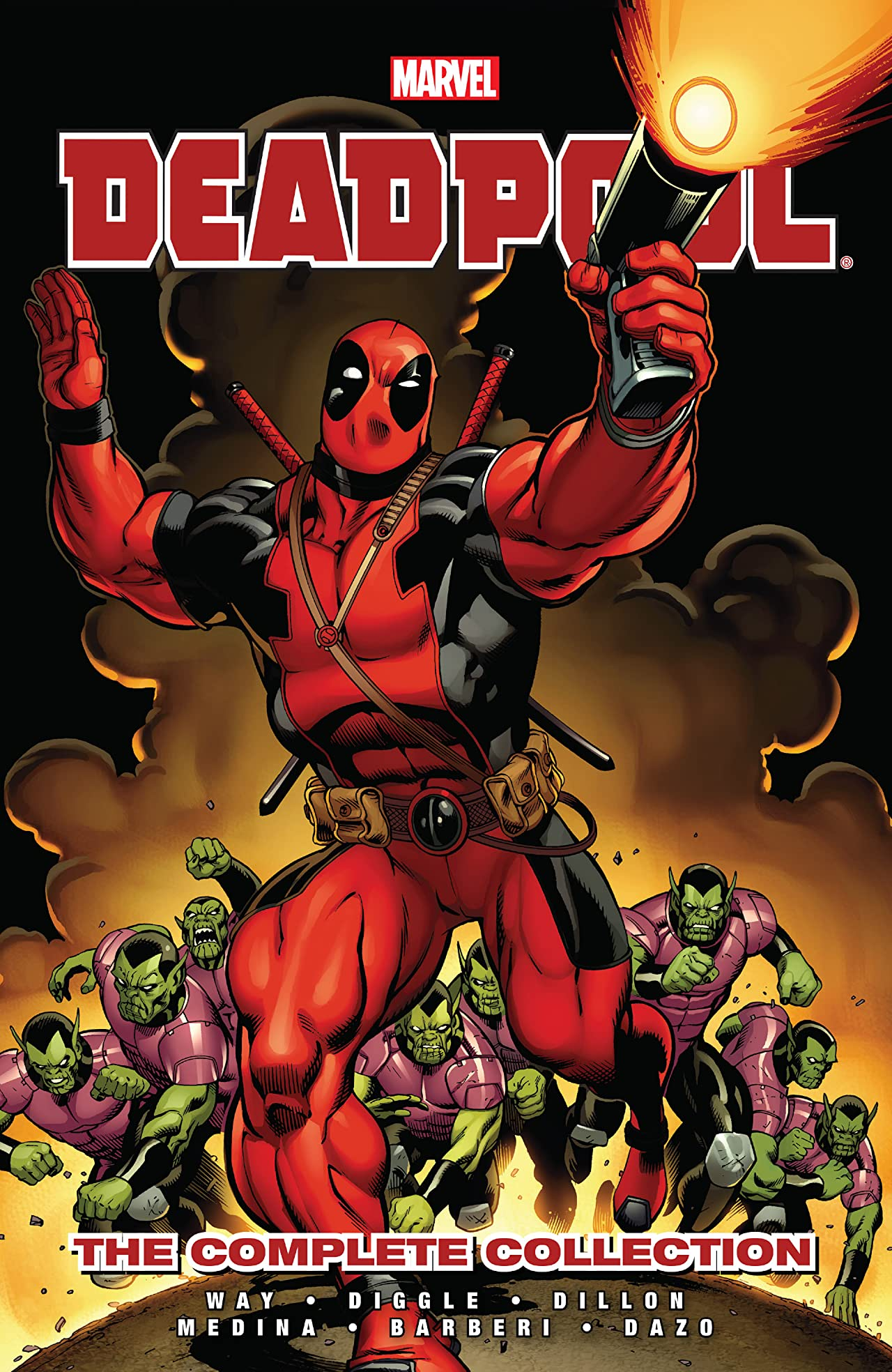 Deadpool by Daniel Way: The Complete Collection Tome 1