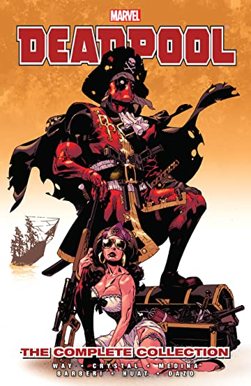 Deadpool by Daniel Way: The Complete Collection Tome 2