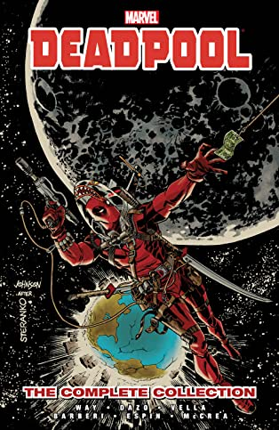Deadpool by Daniel Way: The Complete Collection Vol. 3