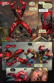 Deadpool by Daniel Way: The Complete Collection Tome 4