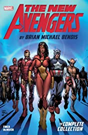 New Avengers by Brian Michael Bendis: The Complete Collection Tome 1