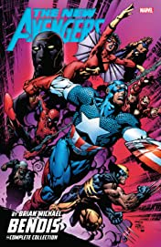 New Avengers by Brian Michael Bendis: The Complete Collection Tome 2