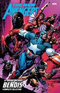 New Avengers by Brian Michael Bendis: The Complete Collection Vol. 2