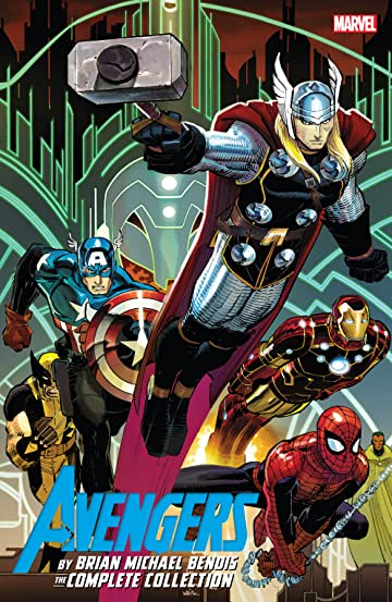 Avengers by Brian Michael Bendis: The Complete Collection Vol. 1