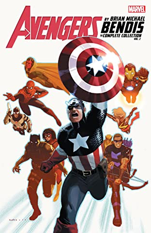 Avengers by Brian Michael Bendis: The Complete Collection Tome 2