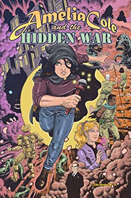Amelia Cole Vol. 2: Amelia Cole and the Hidden War