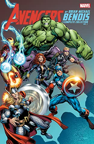 Avengers by Brian Michael Bendis: The Complete Collection Tome 3