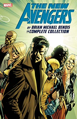 New Avengers by Brian Michael Bendis: The Complete Collection Tome 6