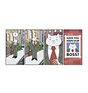 Business Cat: Hostile Takeovers