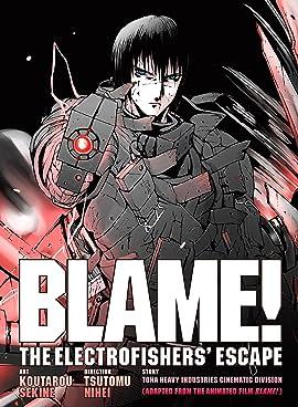 BLAME! Movie Edition: THE ELECTROFISHERS' ESCAPE