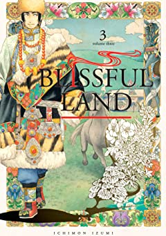 Blissful Land Tome 3