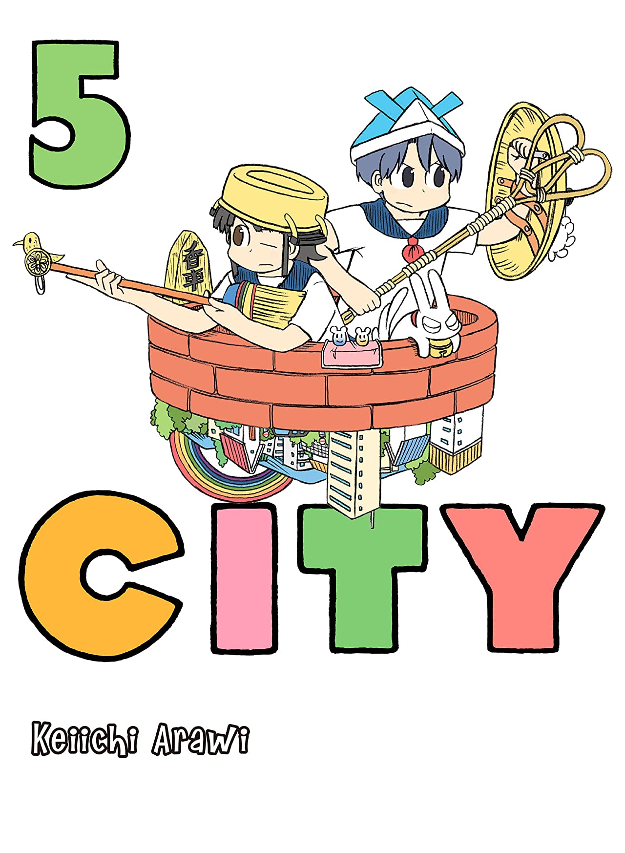 CITY Vol. 5
