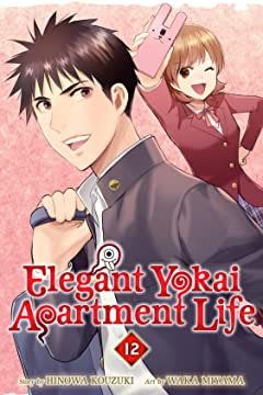 Elegant Yokai Apartment Life Vol. 12