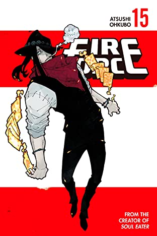 Fire Force Tome 15