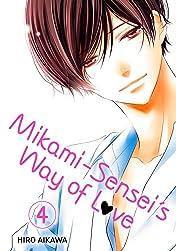 Mikami-sensei's Way of Love Vol. 4