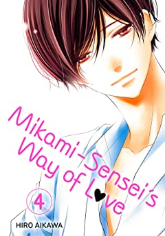 Mikami-sensei's Way of Love Vol. 4