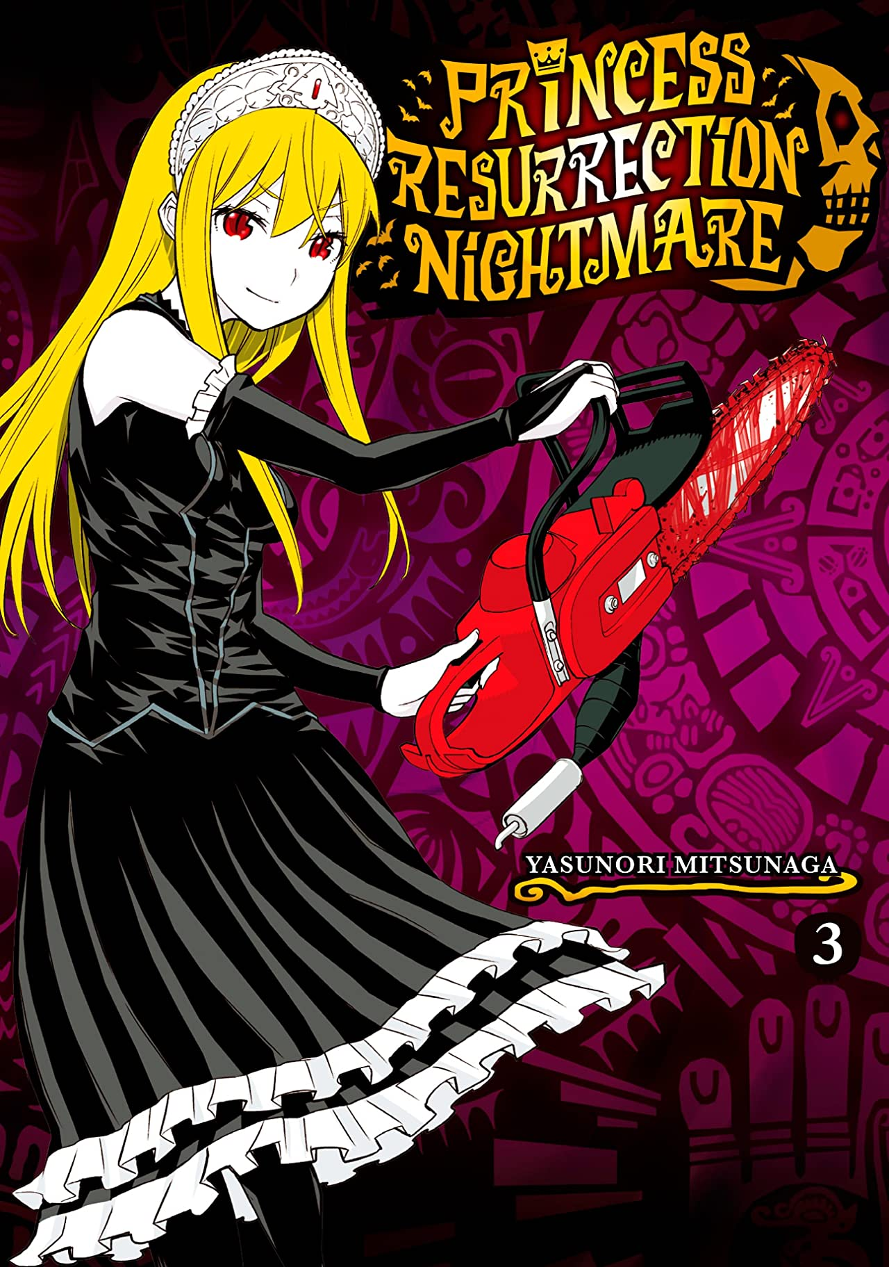 Princess Resurrection Nightmare Vol. 3