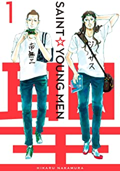 Saint Young Men Tome 1