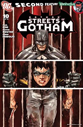 Batman: Streets of Gotham #10