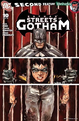 Batman: Streets of Gotham No.10