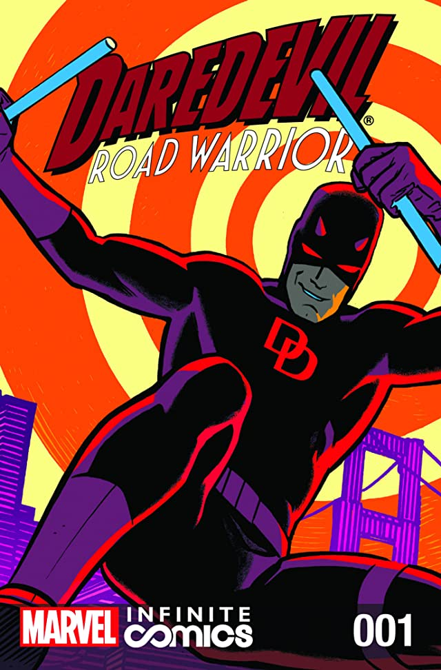 Daredevil: Road Warrior Infinite Comic #1