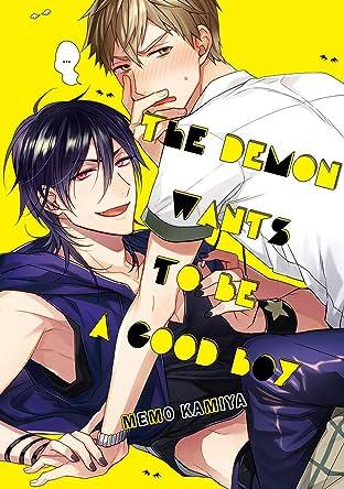 The Demon Wants To Be A Good Boy (Yaoi Manga) Vol. 1