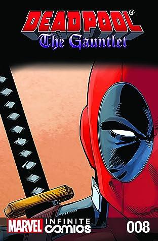 Deadpool: The Gauntlet Infinite Comic #8