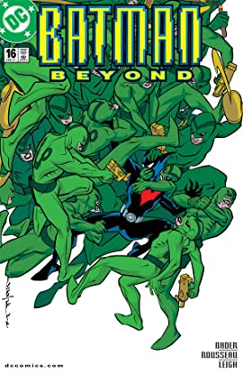 Batman Beyond (1999-2001) #16