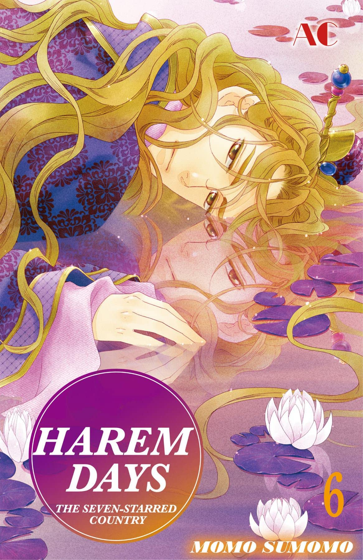 HAREM DAYS THE SEVEN-STARRED COUNTRY Vol. 6