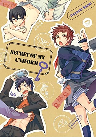 Secret of My Uniform (Yaoi Manga) Vol. 1