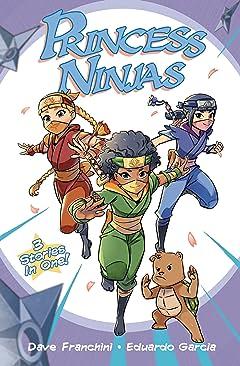 Princess Ninjas