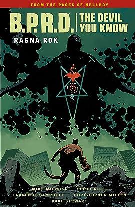 B.P.R.D.: The Devil You Know Vol. 3: Ragna Rok