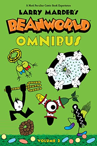 Beanworld Omnibus Tome 2