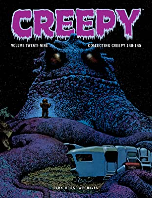 Creepy Archives Tome 29