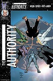 The Authority Vol. 1 #20