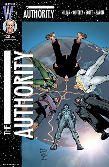 The Authority (1999-2002) #20