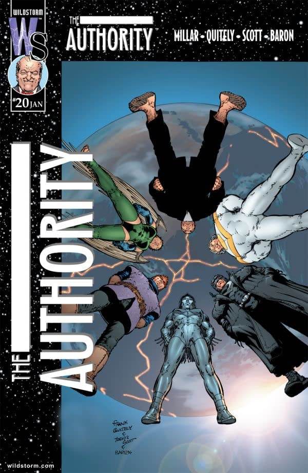 The Authority Vol. 1 #20