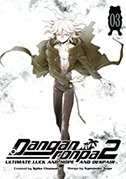 Danganronpa 2: Ultimate Luck and Hope and Despair Vol. 3
